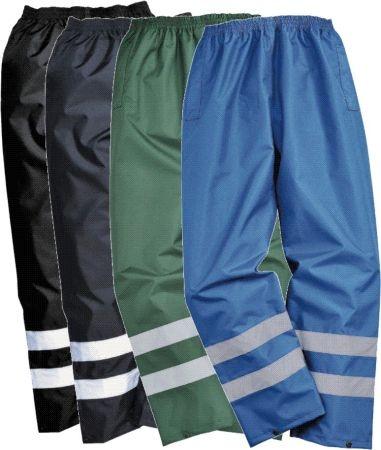 fb1cd8cd3c9c6f S481 IONA LITE - wodoodporne spodnie ochronne do pasa z odblaskami ...