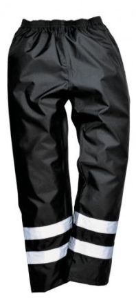 3a074eb01c04f6 S481 IONA LITE - wodoodporne spodnie ochronne do pasa z odblaskami - 3  kolory - S-2XL. :: sklep BHP Kraków - Kams