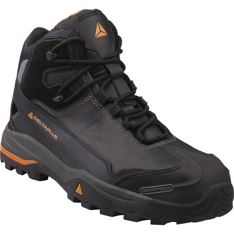 22e5b910081e17 TW400 S3 HRO HI CI SRC - skórzane buty robocze typu trzewik z ...